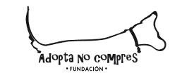 Fundación Adopta No Compres Logo